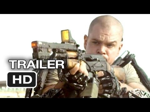 "The New ""ELYSIUM"" Trailer Looks Pretty Damn Sweet ..."