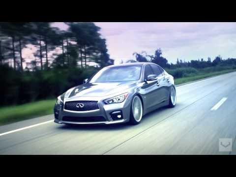 2014 Infiniti Q50 S on 20″ Wheels