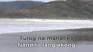 Tulog Na - Sugarfree (KARAOKE) HD