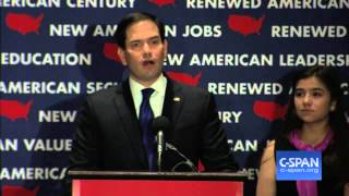 Marco Rubio suspends presidential campaign – FULL SPEECH (C-SPAN)