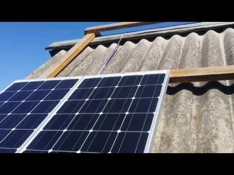 Солнечные батареи Sunways