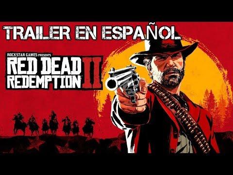TRAILER RED DEAD REDEMPTION 2 para PC en Español
