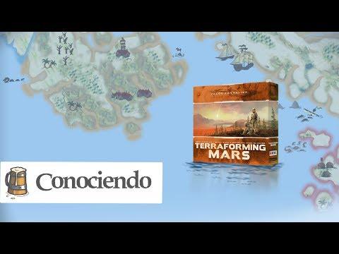 Conociendo Terraforming Mars
