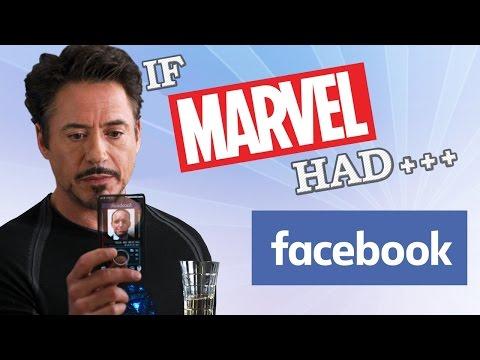 Kdyby v Marvelu měli Facebook