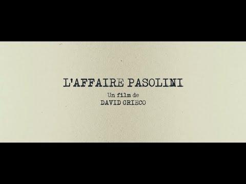 L'Affaire Pasolini - Bande annonce HD VOST