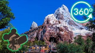 360º Ride on Expedition Everest - Legend of the Forbidden Mountain