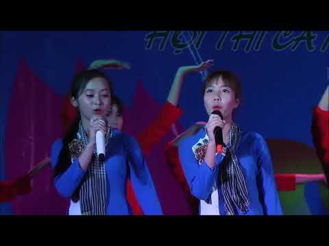 35 Xuân chiến khu 8A2 THCS TT Phú Hòa TS