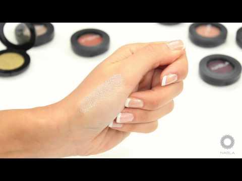 Nabla Nabla Eyeshadow Refill Sandy