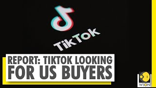 Report: TikTok looking to sell its US operations to a US firm | World News| WION - Download this Video in MP3, M4A, WEBM, MP4, 3GP