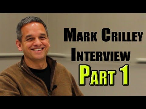 Mark Crilley Interview (Part 1 of 3): How To Get Published