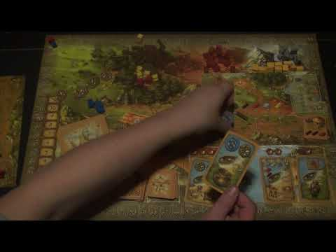 Stone Age Tutorial 3 of 4 - Worker resolution and round cleanup
