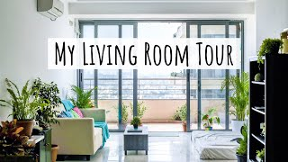 My New Living Room Tour | My Living Room Tour | Living Room Decor Ideas | Living Room Organization