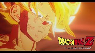 Dragon Ball Z Kakarot Ending - Frieza Saga Ending - Goku vs  Frieza (#DragonBallZKakarot) SSJ Goku