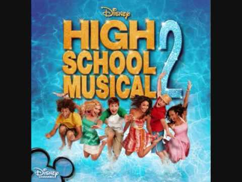 High School Musical 2- What Time Is It (Karaoke/Instrumental) OFFICIAL