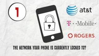 How to Unlock a Phone - Use any Sim Card from another Network