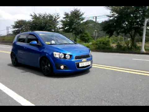 The All New Chevrolet Aveosonic Kaskus