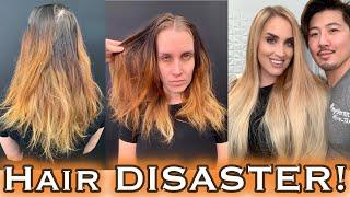 Hair DISASTER!