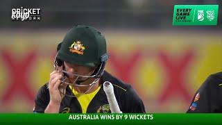 Australia vs Sri Lanka - T20 Game 2 highlights