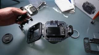Sony MPK URX100A Underwater Housing for the RX100 Quick Review