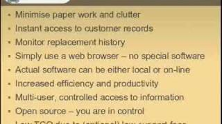 WarrantyTrack - Warranty Tracking Software - Introduction