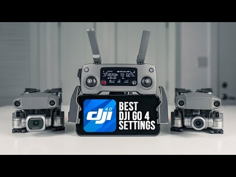 The Best DJI Go 4 Settings for the Mavic 2 Pro & Zoom
