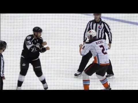 Stu Bickel vs. Paul Bissonnette