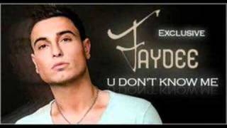 Faydee-Assassin x3