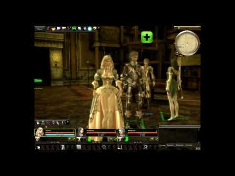"""Granado Espada: телепрограмма """"Икона видеоигр"""" - часть 1"""