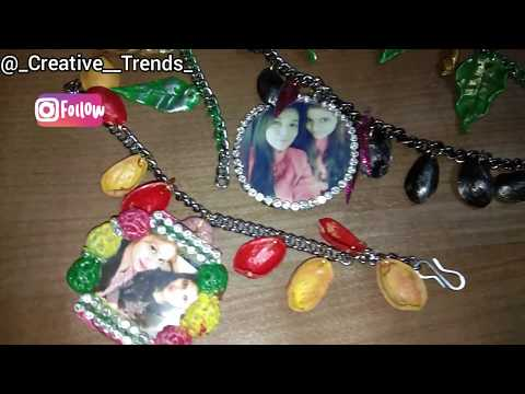Rakhi bracelet with mouldit