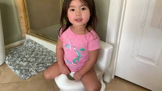 Potty Training a 2 Year Old Toddler | FAILS BUT WORTH THE EFFORT