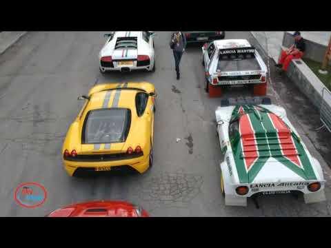 Best of Italy 2017, le spettacolari immagini della manifestazione di motori