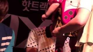 130606 VIXX Meets BABY!@Gangnam