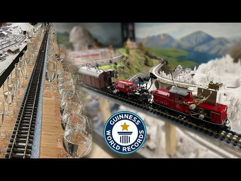 Playing Classical Music with Model Trains
