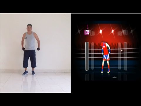 Quema calorías - Just dance Now - Eye of the Tiger - YouTube