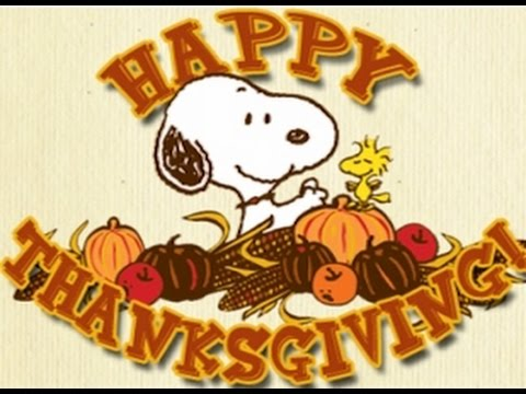 A Charlie Brown Thanksgiving full story movie episode - best app demos for kids