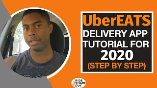 UberEATS Delivery App Tutorial for 2020 (Step by Step)