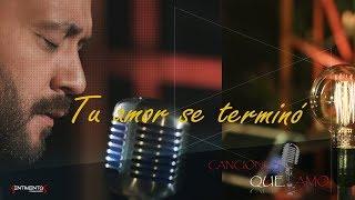 Tu amor se terminó (En Vivo) - Lucas Sugo (Video)