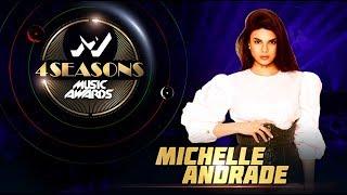MICHELLE ANDRADE   Hasta La Vista, M1 Music Awards 2018