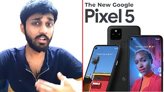 The New Google Pixel 5 | ENGLISH | TECHBYTES