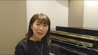 飯田先生の新曲レッスン〜ブレス位置の決め方〜のサムネイル