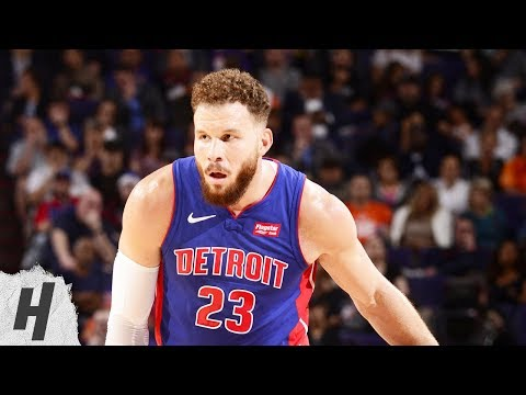 Detroit Pistons vs Phoenix Suns - Full Game Highlights | March 21, 2019 | 2018-19 NBA Season