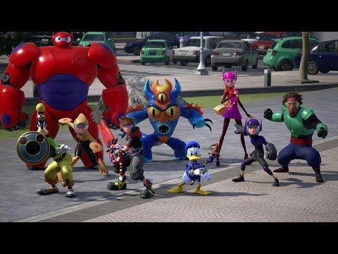 KINGDOM HEARTS III – TGS Big Hero 6 Trailer (Closed Captions) thumbnail