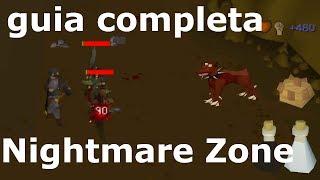 guia de Nightmare Zone - osrs h04n