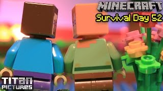 Lego Minecraft Survival 52