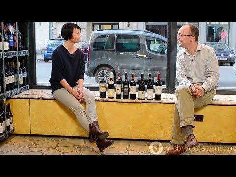 Weinschule Folge 6: Rotwein