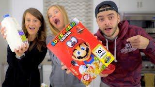 Super Mario Cereal!