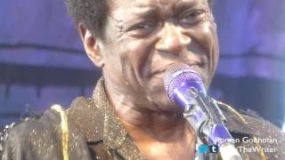 "Charles Bradley, ""You Put The Flame On It"" - BottleRock Napa Valley - May 28, 2017"