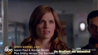 "Castle 8x13 ""And Justice For All"" Promo (VOSTFR)"