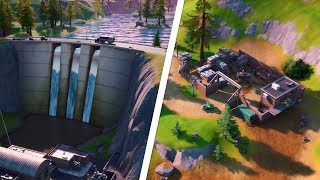 Collect Metal At Hydro 16 Or Compact Cars Locations - Fortnite