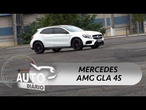 AMG GLA 45: o SUV furioso da Mercedes
